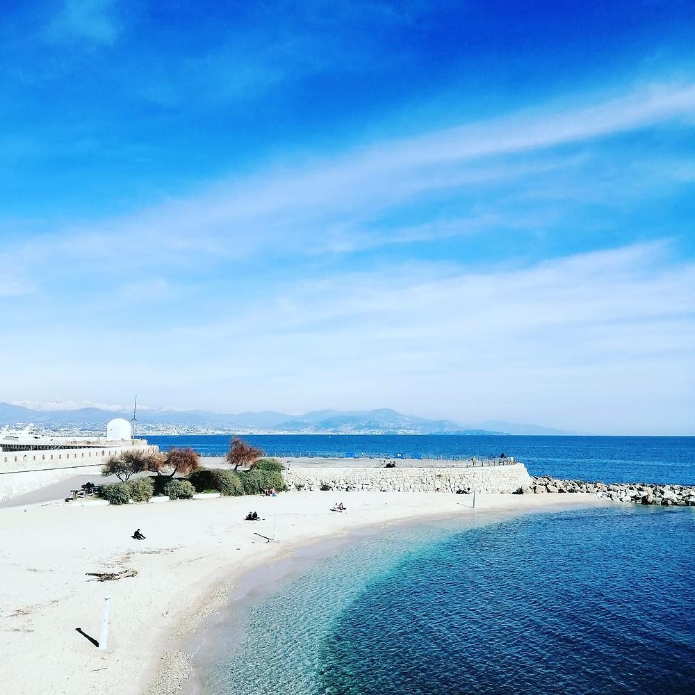 Antibes em Nice