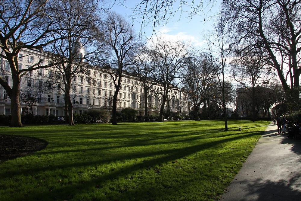 Uma história rapidinha de St George Square