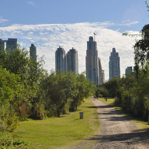 Meu lugar em Buenos Aires ao ar livre!