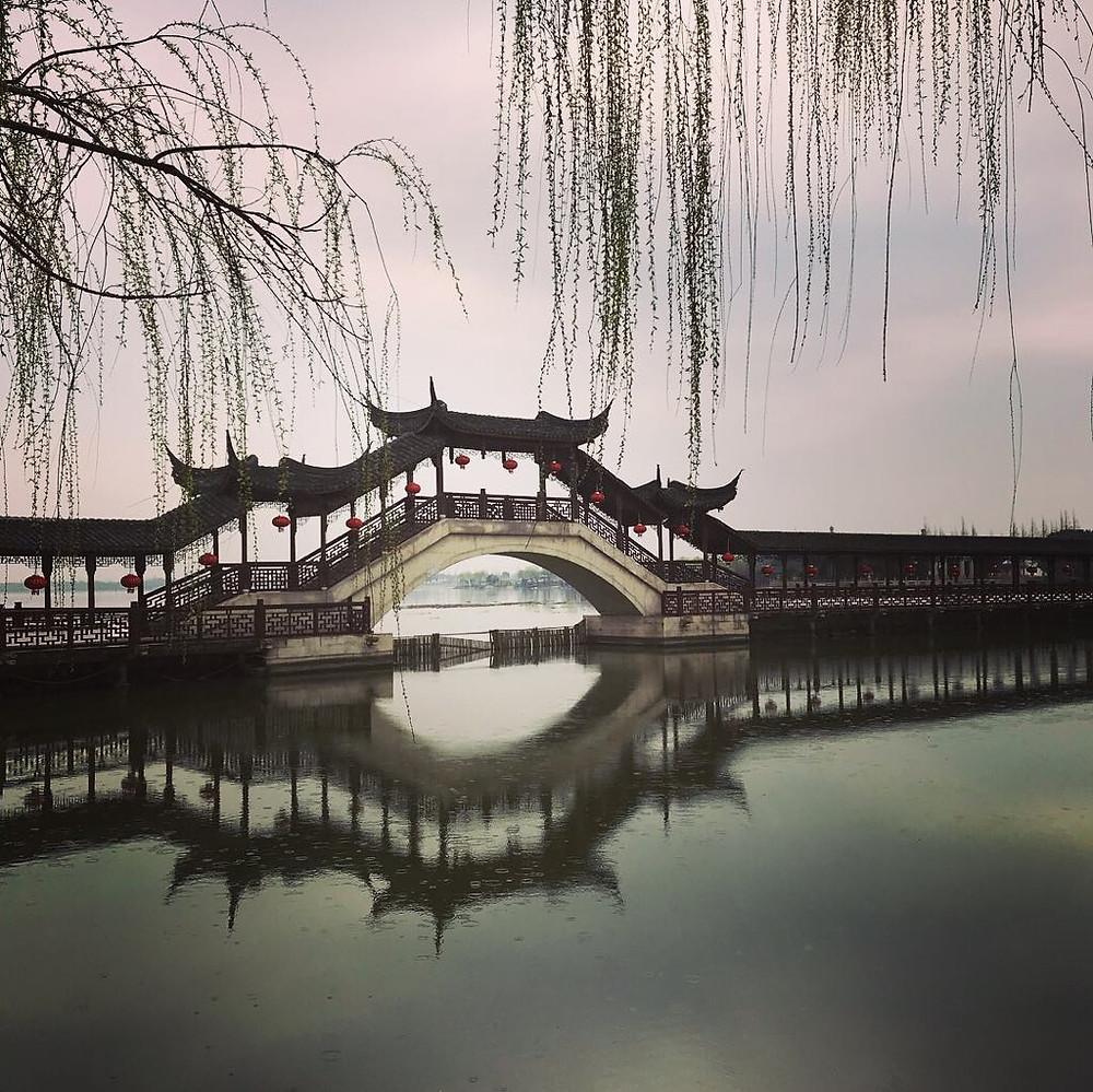 Ponte em Suzhou