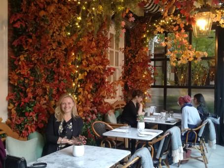 Literatura e gastronomia em Londres