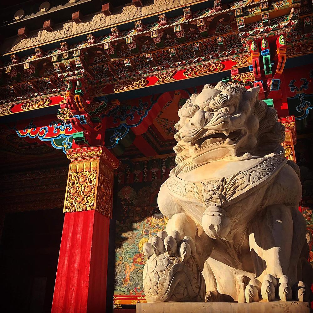 A província de Yunnan em Shangri Lá