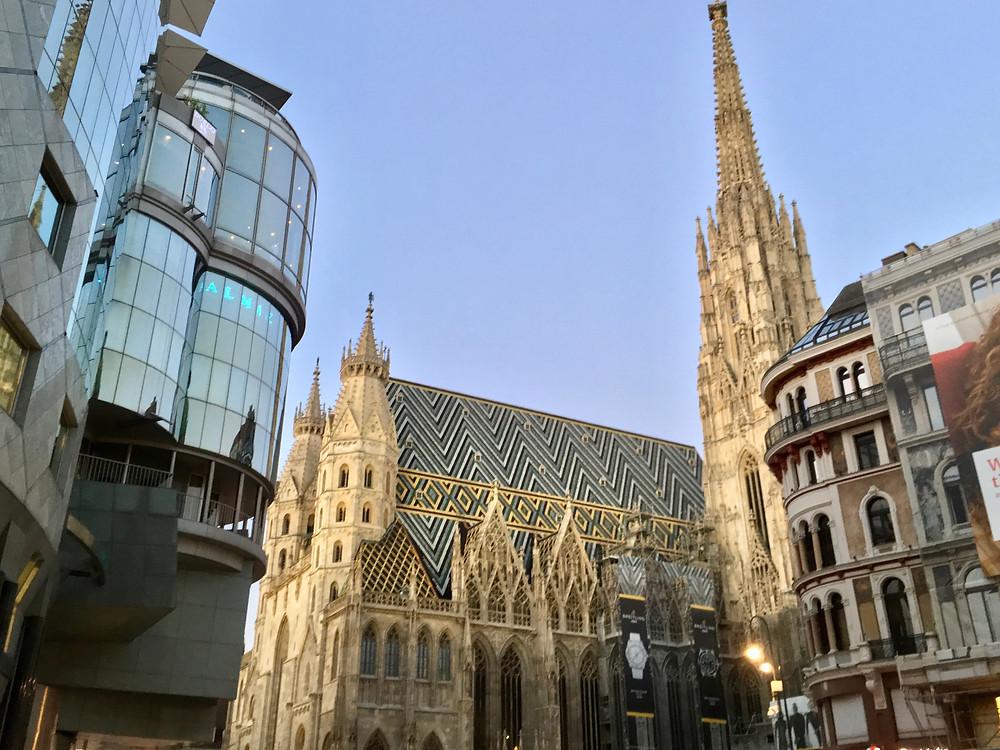 Domkirche St. Stephan de Viena, Catedral de St. Stephen