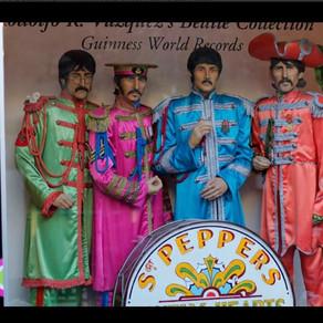 Beatles, só em Buenos Aires