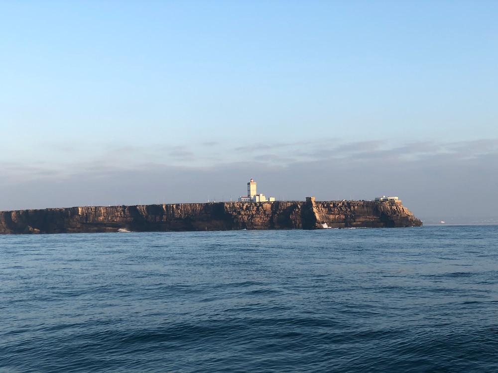 Cabo Carvoeiro em Portugal
