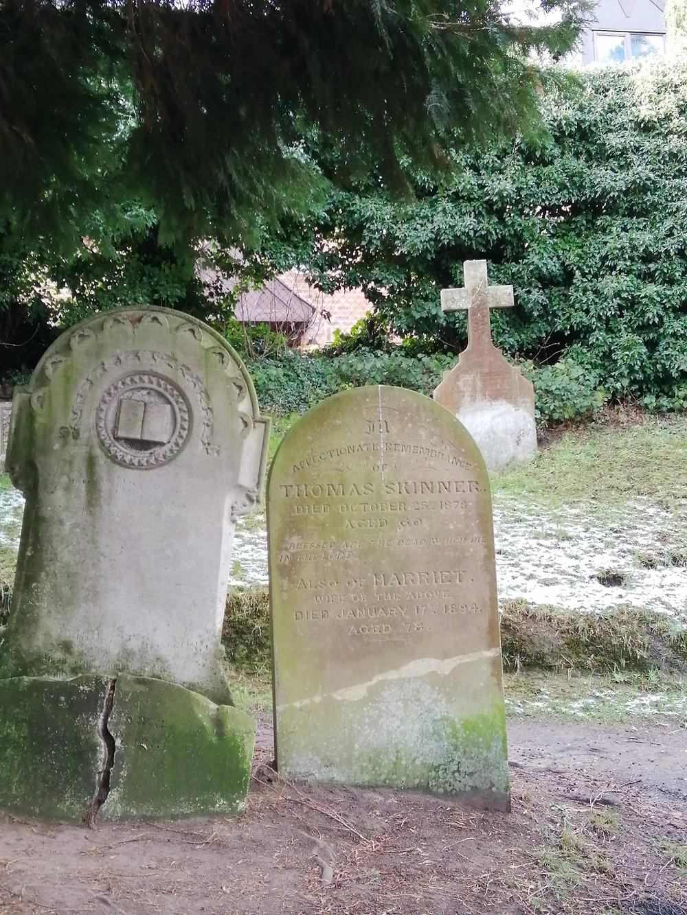 Henry Austen,  Victorian Cemetery