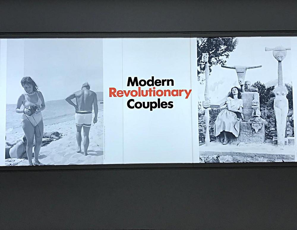 """Exposição """"Modern Couples"""""""