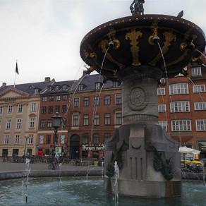Copenhagen e os banheiros para os turistas