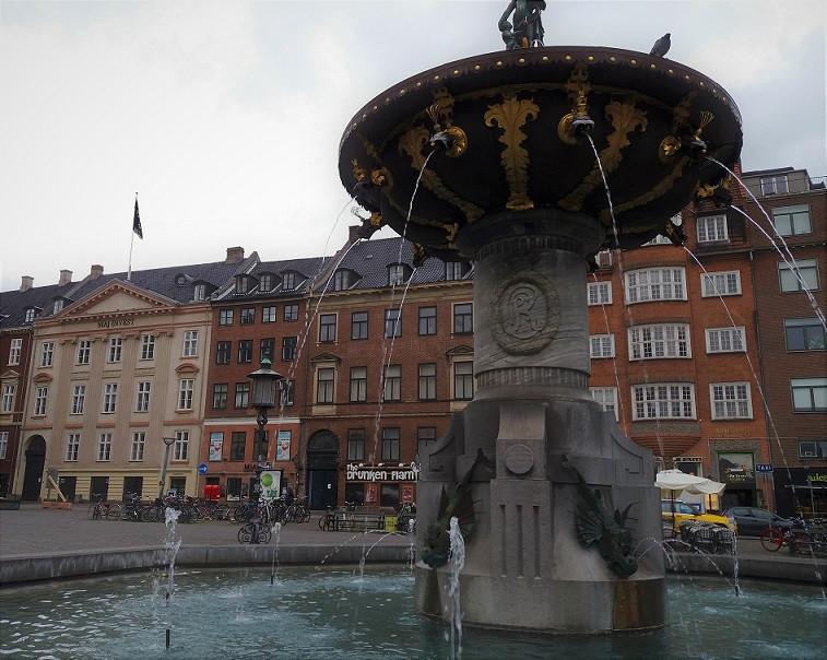 The Stork Fountain