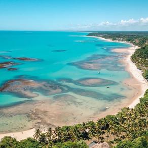 As praias mais lindas do sul da Bahia e sem aglomeração