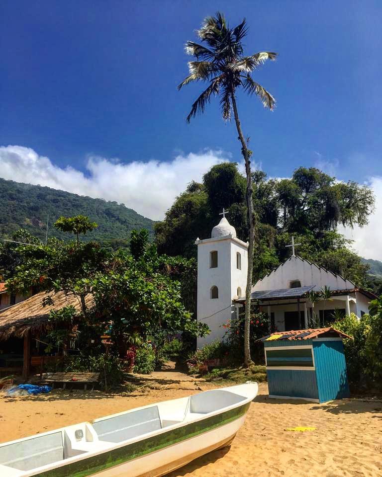 Igreja de São Sebastião em Pouso da Cajaíba