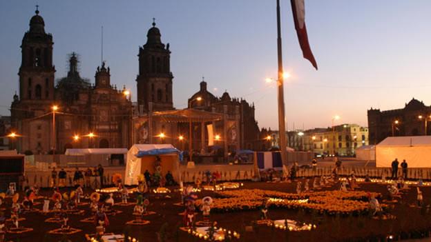 Praça Zocalo