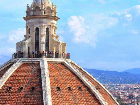 10 dias de carro pela Toscana: a vez de Florença