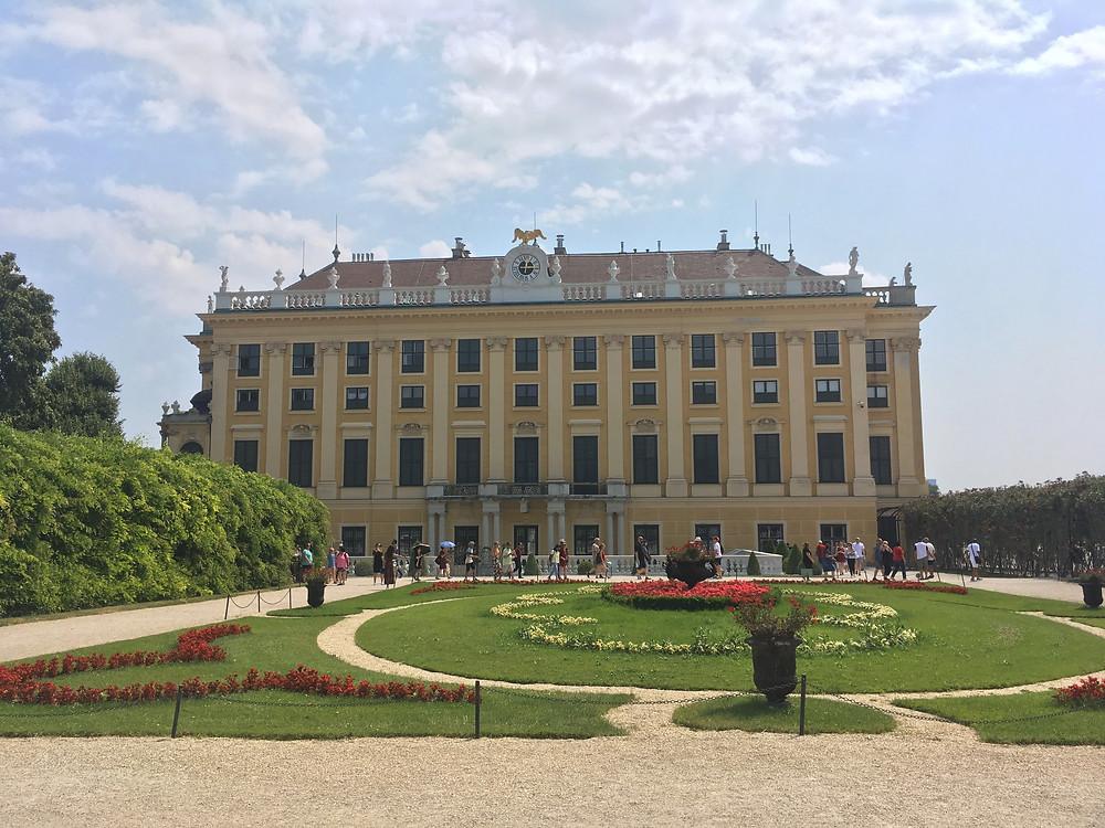 Palácio de Schönbrunn / Schloss Schönbrunn