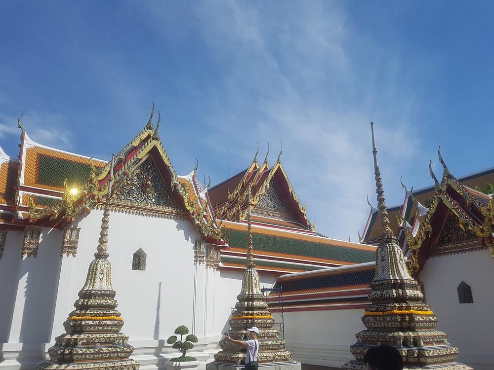 Templos Wat Pho