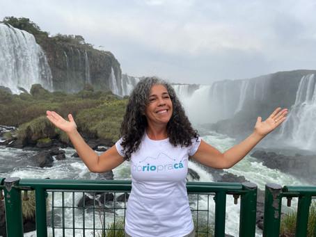 Cataratas do Iguaçu, maravilha da natureza