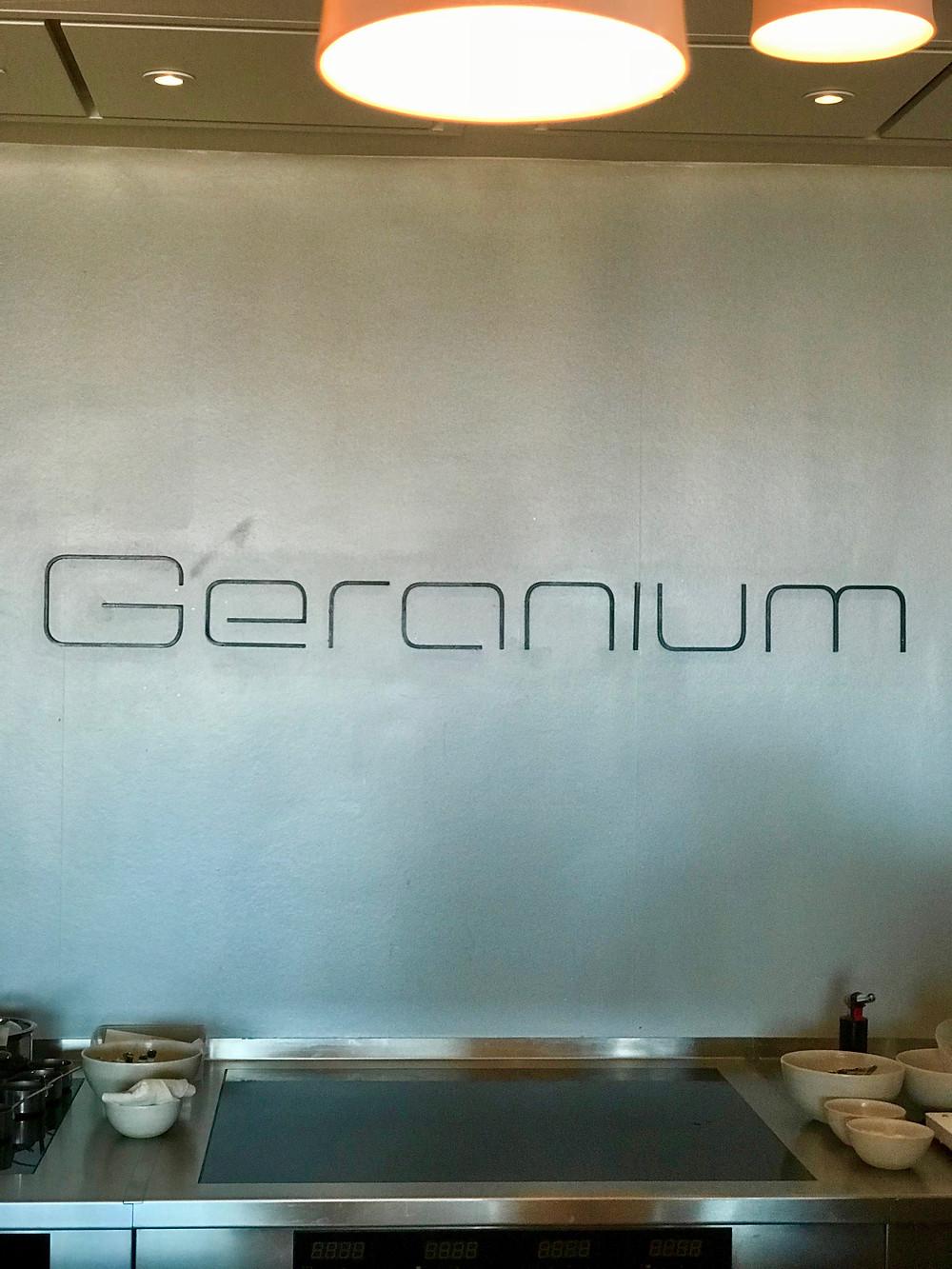 Geraniun