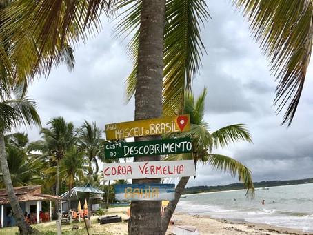 Coroa Vermelha, Bahia, um paraíso ameaçado