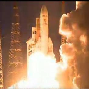 Guiana Francesa: da Estação Espacial para o mundo