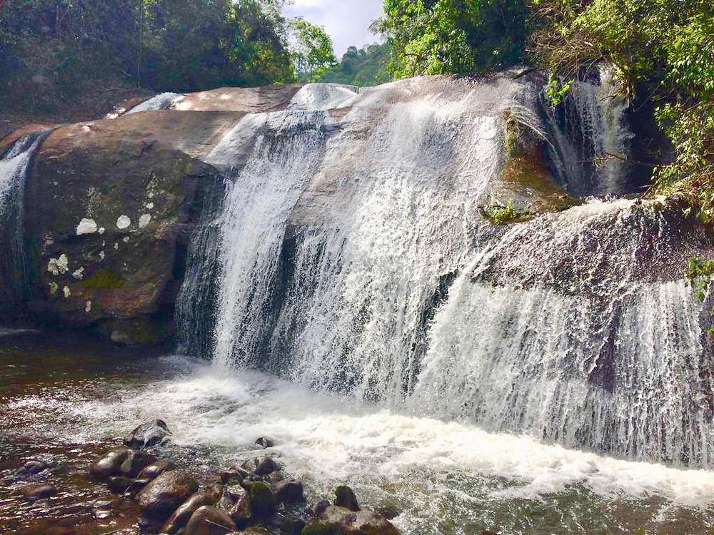 Cachoeira na Mantiqueira