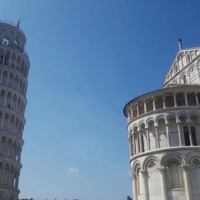 10 dias de carro pela Toscana e sem planos!