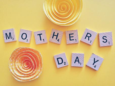 O dia das mães de ontem no Reino Unido!