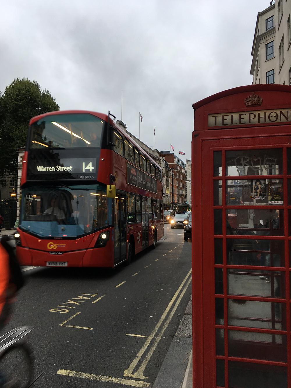Coisas que mudaram quando vim morar em Londres