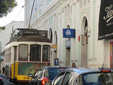 Um giro por Lisboa