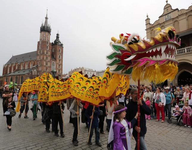 Desfile do Dragão Parada Smoków