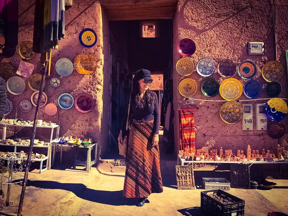 Hylka Maria nas Casas terracota