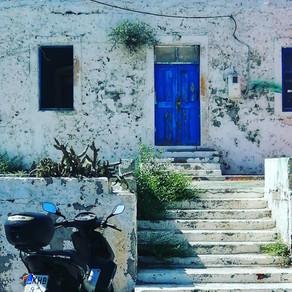 Férias de verão na Grécia!