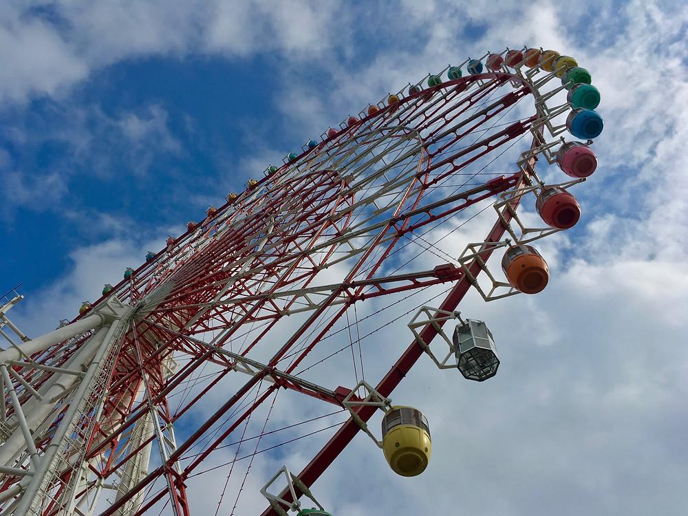 Daikanransha , a roda gigante