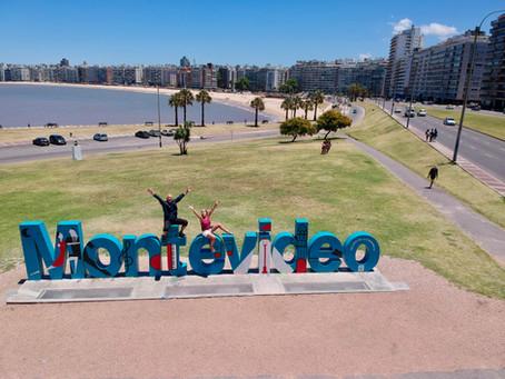 Primeira viagem ao Uruguai