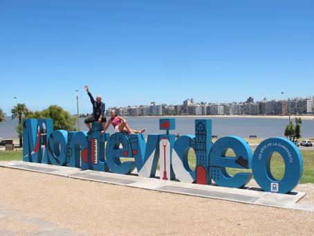 De Montevideo para José Ignacio- um luxo só