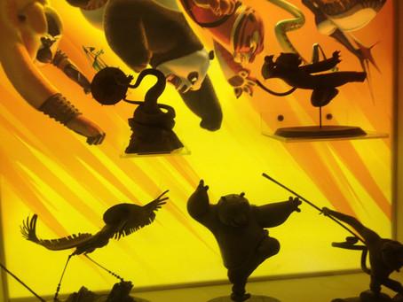 """Uma super  exposição gratuita, """"DreamWorks, uma jornada do esboço à tela"""" no CCBB"""