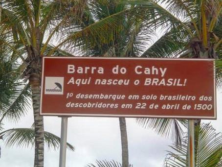 A rota do Descobrimento, no sul da Bahia!