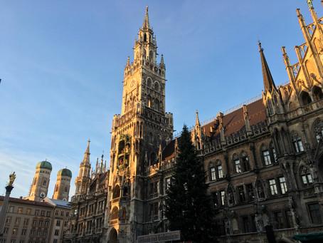 A melhor cidade para morar no mundo,Munique!