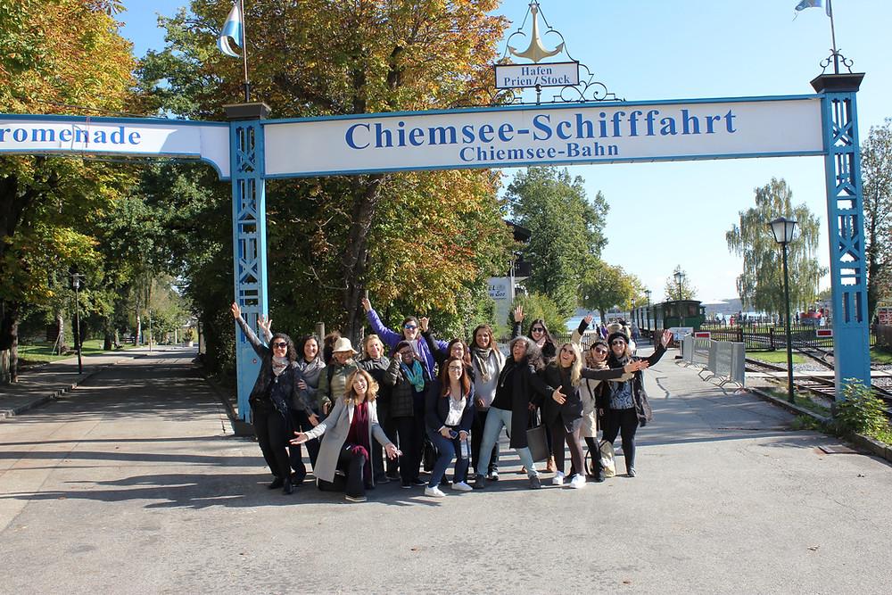 Descobrindo o Chiemsee