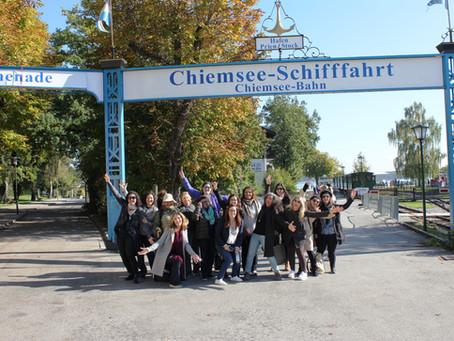 Descobrindo o Chiemsee na Bavaria, Alemanha