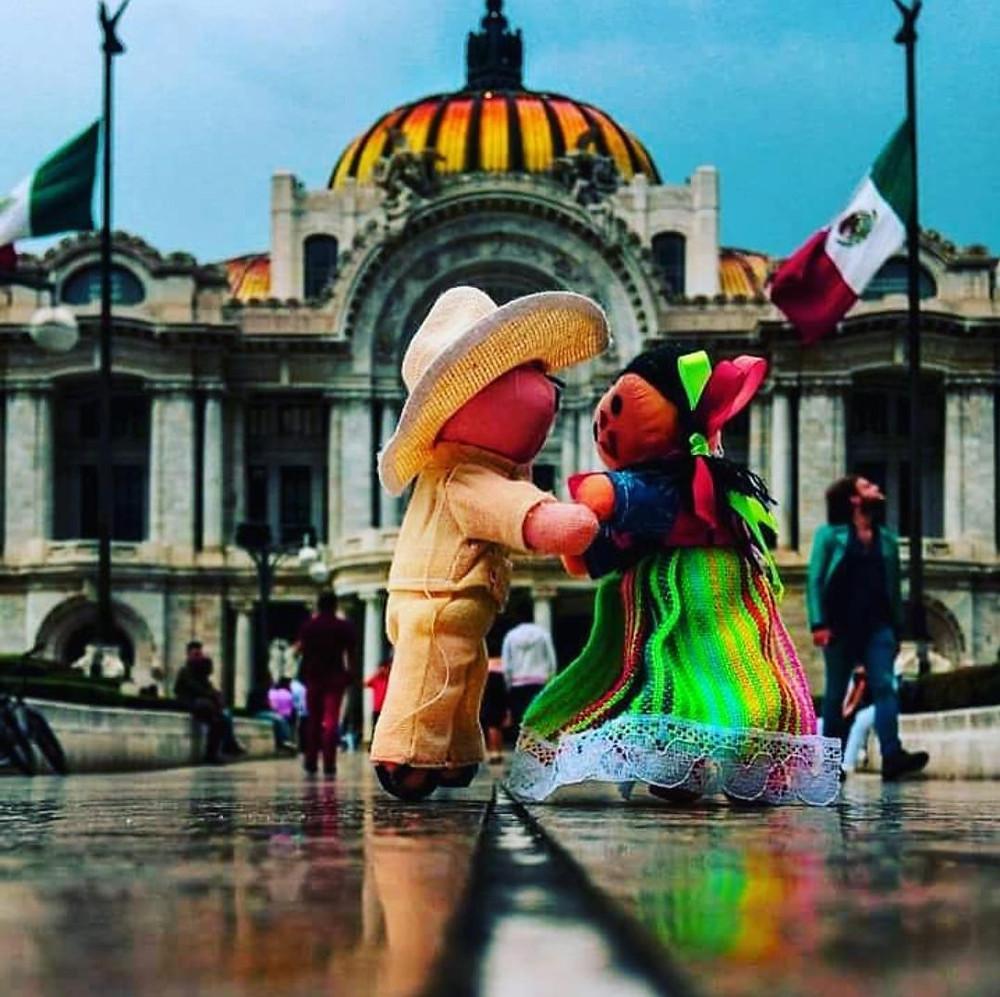Como não morar no México