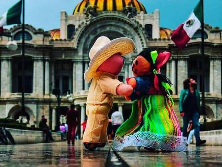 Morar no México é meu destino
