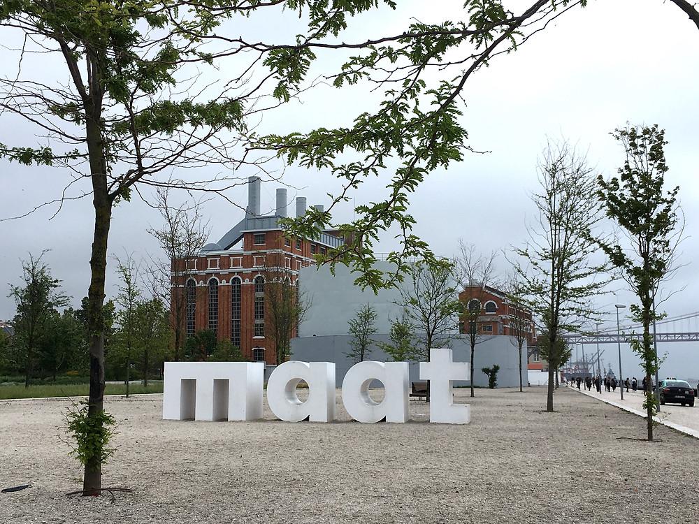 MAAT- O moderno museu de Arquitetura e Tecnologia