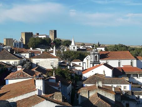 Um vilarejo medieval perto de Lisboa