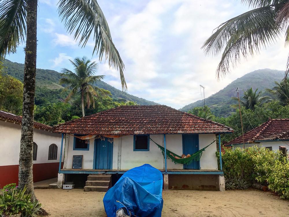 Casa colonial da Sara em Pouso da Cajaíba