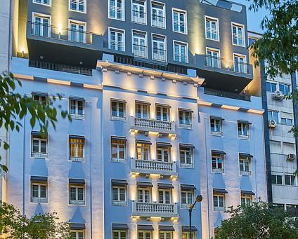 O melhor hotel para passar um dia em Lisboa