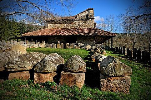 The necropolis of Argiñeta
