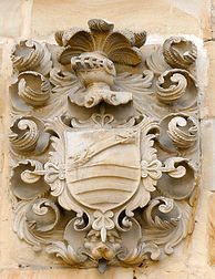 Baroque coats of arms