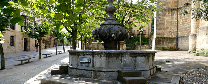 "Iturrizoro, the ""Crazy Well"" IN Elorrio"
