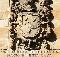 Escudo del Palacio Arriola