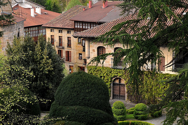 La villa de Elorrio